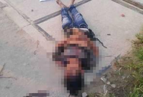 Pemuda maut digilis kereta api