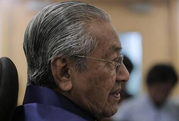 Projek Bandar Malaysia diteruskan dengan lebih banyak penyertaan Bumiputera - Tun Mahathir