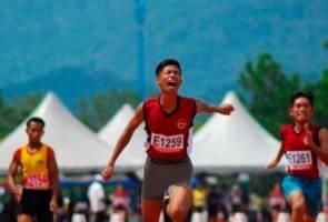 Macam 'The Flash': Remaja 15 tahun ini bakal jadi Usain Bolt Malaysia?