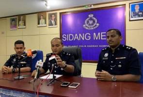 Tulang dijumpai di Gua Kandu sah tulang manusia - Polis