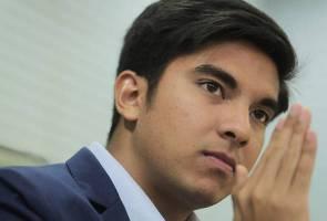 'Penganjur yang ajak dia ke depan' - Syed Saddiq nafi abang wakilinya di acara e-sukan