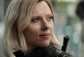 Bertanding pilihan raya Presiden AS? Ini reaksi Scarlett 'Black Widow' Johansson