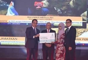 Hadiah Kewartawanan Malaysia: Astro AWANI menang dua anugerah