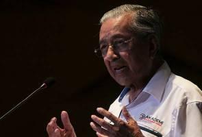 Sesuaikan diri dengan teknologi baharu - Dr Mahathir