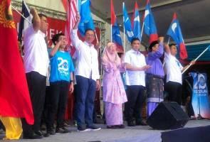 Heret 'perompak' negara ke mahkamah, antara kejayaan terbesar PH - Anwar