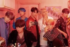 Sidang media BTS 'Map of the Soul: Persona' boleh ditonton di YouTube