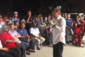 Belum ada serahan nama MB Johor - Anwar Ibrahim