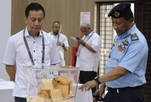PRK Rantau: Kesemua 14 pusat pengundian ditutup