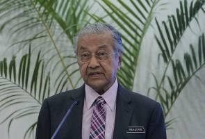 Tiada perubahan kerajaan walau PH kalah di PRK Rantau - Tun Mahathir
