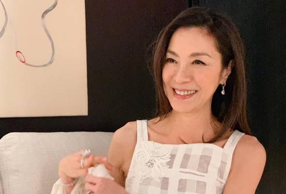Michelle Yeoh sah bintangi sekuel Avatar