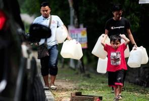 Gangguan air dipastikan tidak lebih tiga hari - MB Selangor