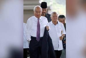Kes SRC: Arahan pengeluaran RM3.5 juta dari akaun Najib sebelum 3 akaun ditutup - Saksi