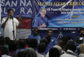 Don't underestimate voters' knowledge, Tok Mat