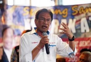 Ahli Parlimen BN punca pindaan Perlembagaan Persekutuan tidak dapat sokongan dua pertiga - Anwar
