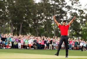 Golf Channel: Imbau kembali kehebatan Tiger Woods di The Masters