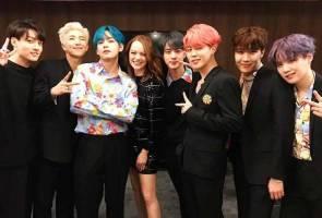 Kemunculan BTS di 'Saturday Night Live' lahirkan berduyun Army baharu