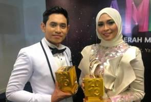 Giliran Siti Nordiana, Khai Bahar rangkul Anugerah Top Top Meletop