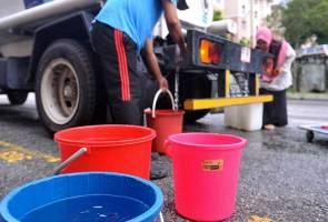 8,000 akaun pengguna di Terengganu terjejas bekalan air