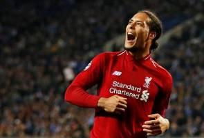Virgil van Dijk dimahkota sebagai Pemain Terbaik Tahunan PFA 2019