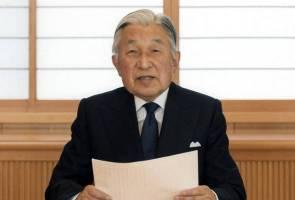 Maharaja Jepun turun takhta: Ini cerita yang anda perlu tahu