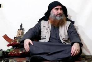 Tentera AS kebumi mayat Al-Baghdadi di laut