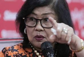 Berhenti bercakap mengenai peralihan kuasa - Rafidah