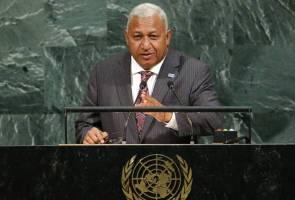 Fiji tidak akan terima atau iktiraf perkahwinan sejenis, kata PM Bainimarama