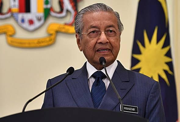 'Pelantikan Menteri Besar Johor keputusan Kerajaan bukan Sultan' - Tun M