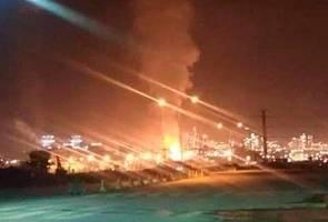 Kebakaran di Rapid Pengerang, polis terima 84 laporan penduduk