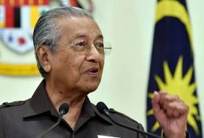Perjanjian ECRL 50:50 MRL dan CCCC - Tun Mahathir
