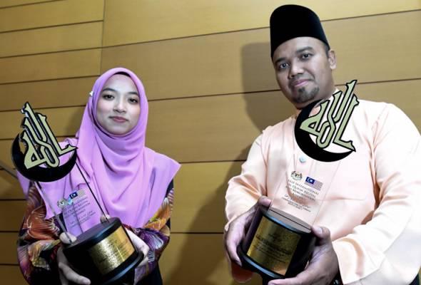 Qari, qariah Malaysia juara Tilawah Al-Quran Antarabangsa