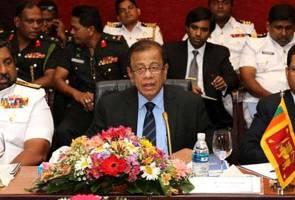 Setiausaha Pertahanan Sri Lanka letak jawatan