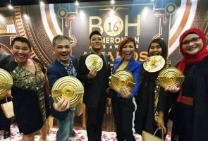 OlaBola The Musical ungguli Anugerah Seni Boh Cameronian ke 16