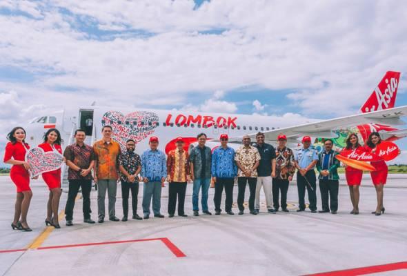 Hab terbaharu ini adalah sebahagian daripada sokongan untuk membangunkan Lombok sebagai salah satu daripada 10 Bali baharu.