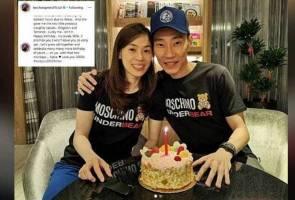 'Saya janji tidak tinggalkan kamu' - Janji Chong Wei buat siapa?