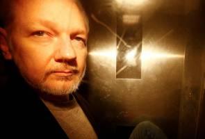 Kes ekstradisi Assange didengar di Mahkamah Majistret Westminster London