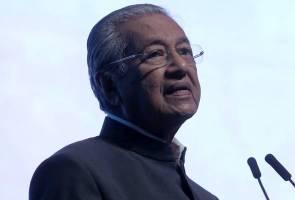 Kerajaan akan tuntut semula tanah RTS - Tun Mahathir