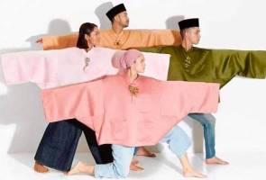 Baju Melayu cover perut tular 2
