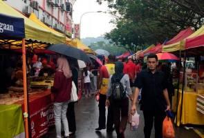 Peniaga bazar ramadan Danau Kota perlu mohon lesen dalam talian