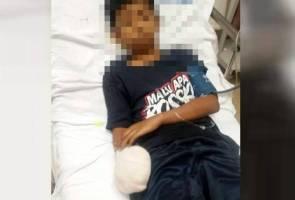 Jabatan Pendidikan Terengganu kesal kes pelajar cedera main mercun