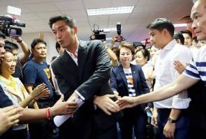 Bintang politik dari Thailand digantung sementara sebagai MP