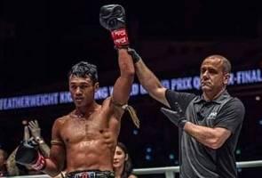 Jo Nattawut believes more surprises await at ONE Kickboxing World GP