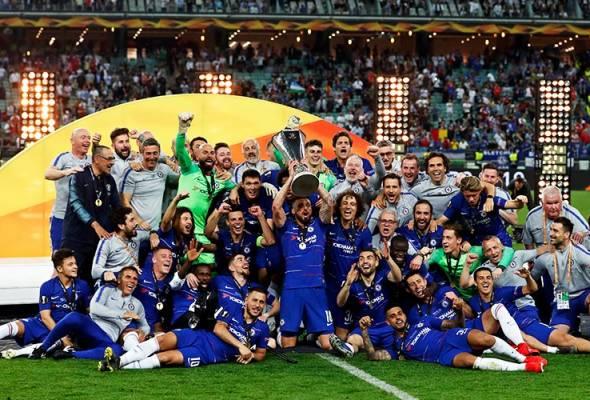 #AWANIEuropa: Chelsea muncul juara Liga Europa