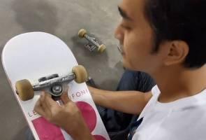 Pengalaman bersama skateboarder pro di bulan Ramadan