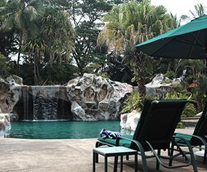 Penginapan gaya resort di Royale Chulan Seremban