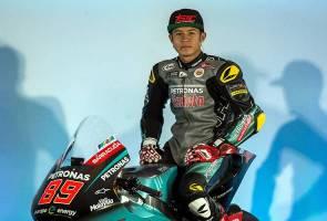 Khairul Idham Pawi terlepas peluang beraksi GP Sepanyol kerana kecederaan jari