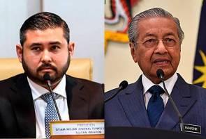 """TMJ is a little boy, he's stupid"" - Tun Mahathir"