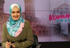 Siti Nurhaliza, penyampai Komuniti AWANI sempena Hari Guru