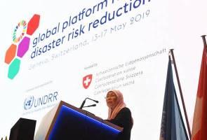 Malaysia perkasa peranan wanita dalam pengurusan risiko bencana - Wan Azizah