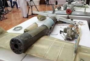 Dua misil sasar Mekah dan Jeddah berjaya dipintas